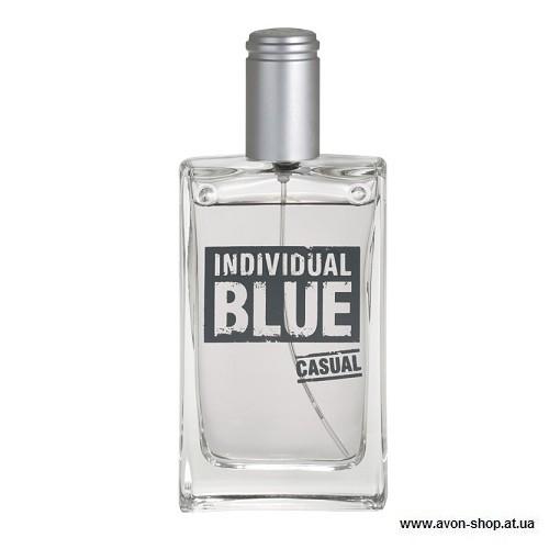 туалетная вода Avon Individual Blue