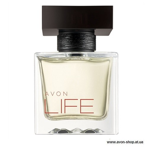 Avon Life For Him туалетная вода 75 Ml доставка по украине